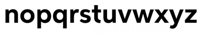 Neutro Bold Font LOWERCASE