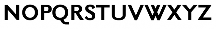 New Millennium Linear Bold Font UPPERCASE