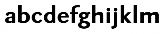 New Millennium Linear Bold Font LOWERCASE