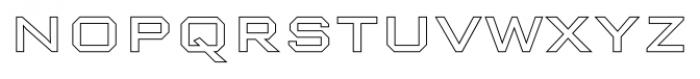 Nexstar Roman D Font LOWERCASE