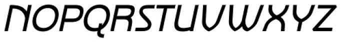 Nebbiolo Bold Italic Font UPPERCASE
