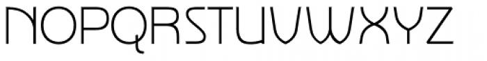 Nebbiolo Light Font UPPERCASE