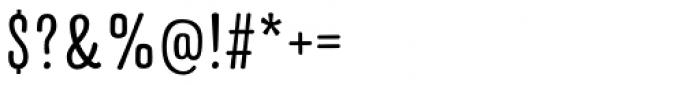 Nefelibata Pen Sans Font OTHER CHARS