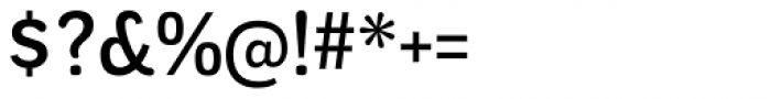 Negotiate Regular Font OTHER CHARS