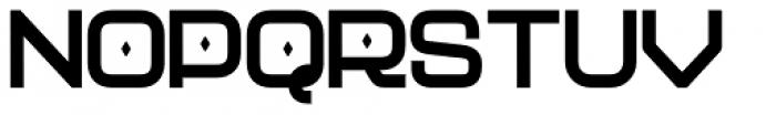 Neo Afrique Pro Bold Font UPPERCASE