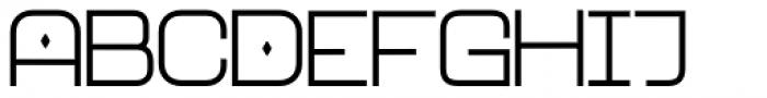 Neo Afrique Pro Book Font UPPERCASE