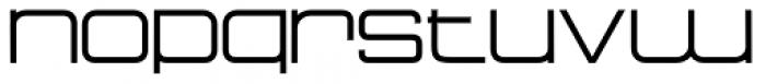 Neo Afrique Pro Book Font LOWERCASE