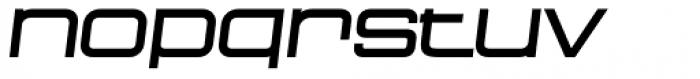 Neo Afrique Pro Medium Oblique Font LOWERCASE