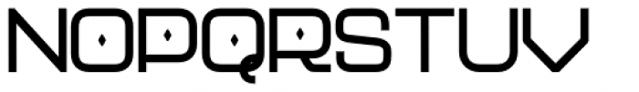Neo Afrique Pro Medium Font UPPERCASE
