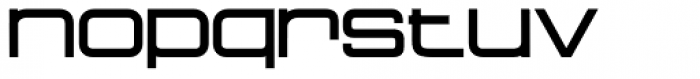 Neo Afrique Pro Medium Font LOWERCASE