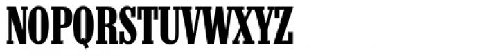 Neo Contact Regular Font UPPERCASE