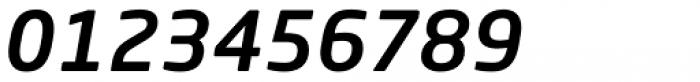 Neo Sans Cyrillic Medium Italic Font OTHER CHARS