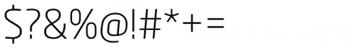 Neo Sans Paneuropean Light Font OTHER CHARS