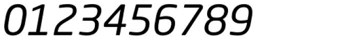 Neo Sans Paneuropean W1G Italic Font OTHER CHARS