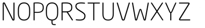 Neo Sans Paneuropean W1G Light Font UPPERCASE