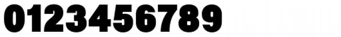 NeoGram Condensed Black Font OTHER CHARS
