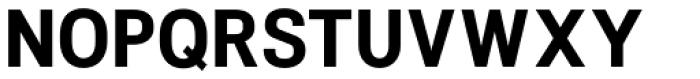 NeoGram Condensed Bold Font UPPERCASE