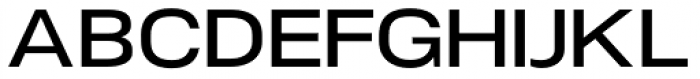NeoGram Extended DemiBold Font UPPERCASE