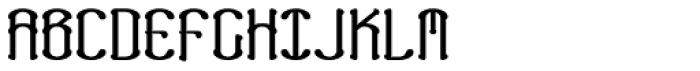 Neogot Bold Font UPPERCASE