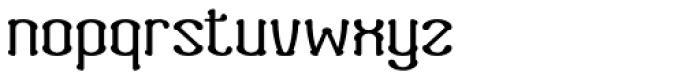 Neogot Bold Font LOWERCASE