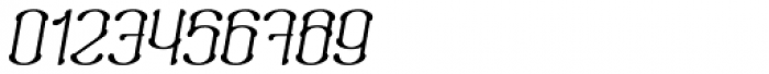 Neogot Italic Font OTHER CHARS