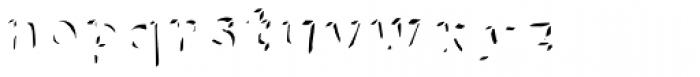 Neometrix two Font LOWERCASE