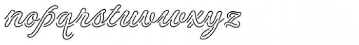Neon Derthaw ROB Font LOWERCASE