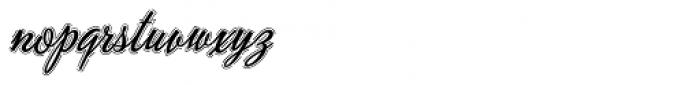 Neoscript Pro Raya Font LOWERCASE