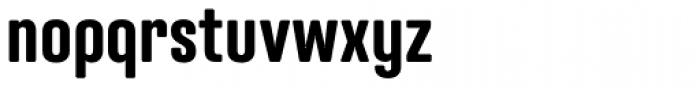 Nephrite Bold Font LOWERCASE