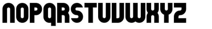 Nerfect Font UPPERCASE