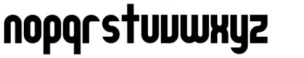 Nerfect Font LOWERCASE