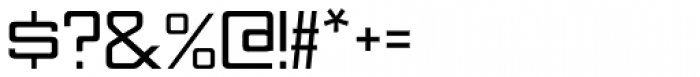 Nesobrite Bold Font OTHER CHARS