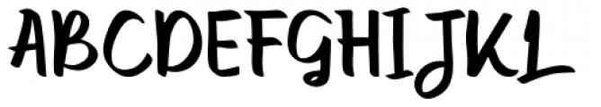 Netavilla Regular Font UPPERCASE