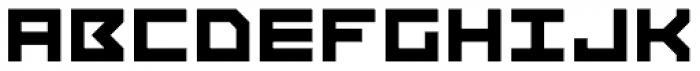 Network Font LOWERCASE