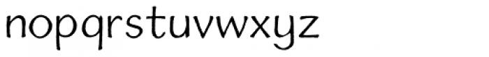 Neu Phollick Alpha Font LOWERCASE