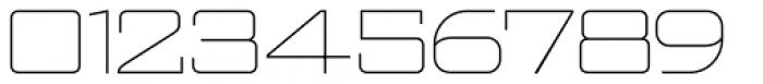 Neubank NF Thin Font OTHER CHARS
