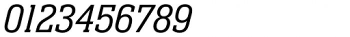 Neue Aachen Pro Light Italic Font OTHER CHARS