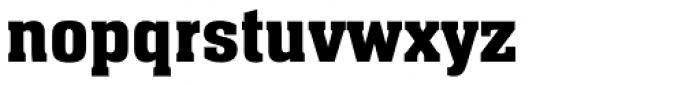 Neue Aachen Pro SemiBold Font LOWERCASE