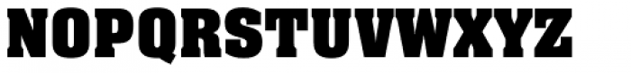 Neue Aachen Std Bold Font UPPERCASE