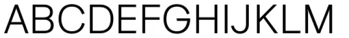 Neue Alte Grotesk Book Font UPPERCASE