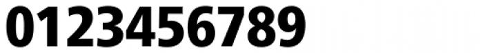 Neue Frutiger Paneuropean W1G Condensed Black Font OTHER CHARS