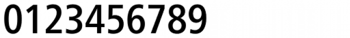 Neue Frutiger Paneuropean W1G Condensed Medium Font OTHER CHARS