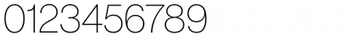 Neue Haas Grotesk Pro Display 25 Thin Font OTHER CHARS