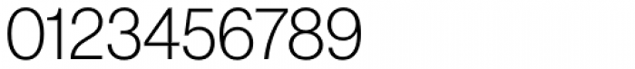 Neue Haas Grotesk Pro Display 35 ExtraLight Font OTHER CHARS
