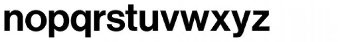 Neue Haas Grotesk Pro Display 65 Medium Font LOWERCASE