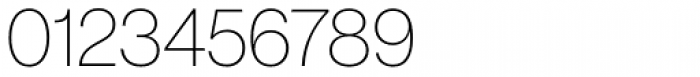 Neue Haas Grotesk Std Display 25 Thin Font OTHER CHARS