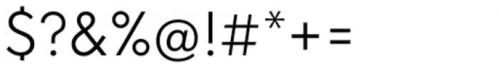 Neue Hans Kendrick Light Font OTHER CHARS