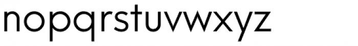 Neue Hans Kendrick Light Font LOWERCASE