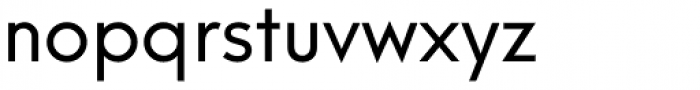 Neue Hans Kendrick Regular Font LOWERCASE
