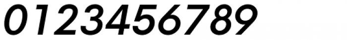 Neue Hans Kendrick Semi Bold Italic Font OTHER CHARS